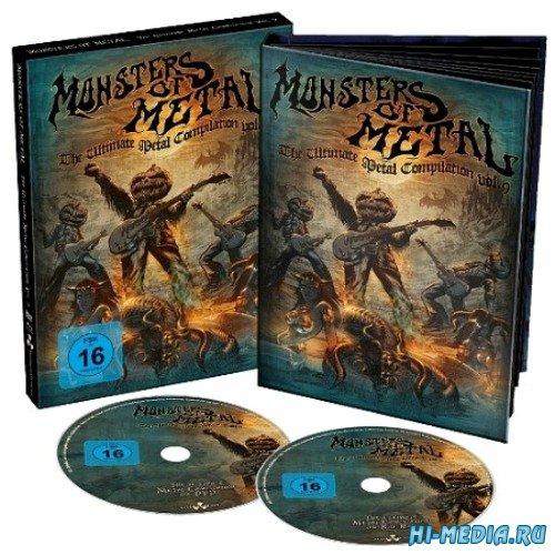 Monsters of Metal Vol.9 (2014) BDRip 720p