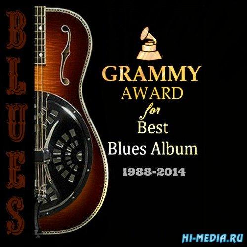 Grammy Award for Best Blues Album (27CD) (1988-2014)