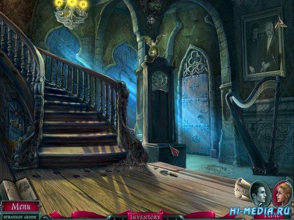 Мрачная история: Влюбленный вампир Коллекционное издание (2014) RUS