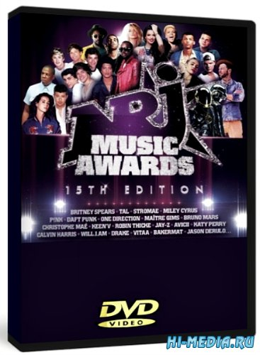 NRJ Music Awards 15th Edition (2013) DVD5