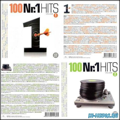 100 Nr.1 Hits: Vol.1-2 (2007)