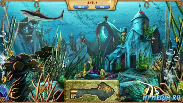 Atlantic Quest 2: The New Adventures (2014) ENG