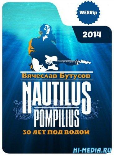 Наутилус Помпилиус: 30 лет под водой (2014) WEBRip 720p