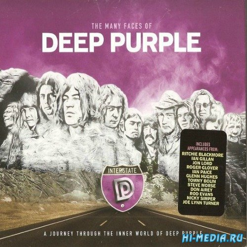 The Many Faces Of Deep Purple (2014)