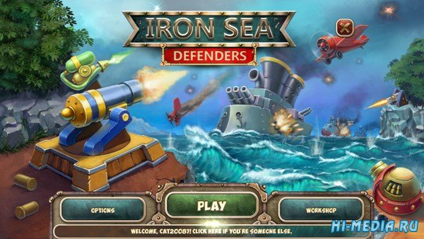 Iron Sea Defenders (2014) ENG