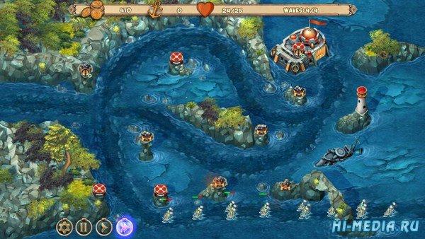 Iron Sea Defenders (2014) ENG