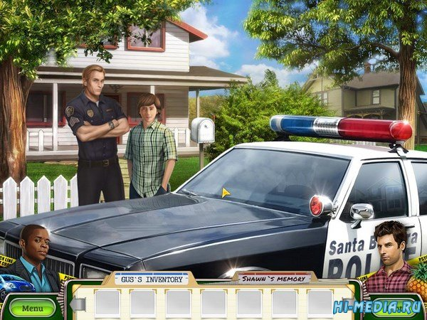 Psych (2014) ENG
