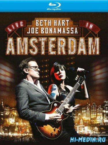 Beth Hart & Joe Bonamassa: Live in Amsterdam (2014) BDRip 720p