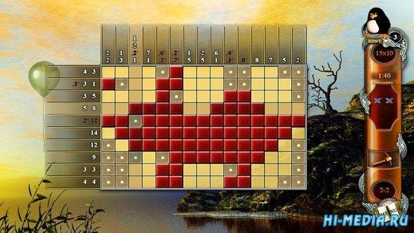 Fantasy Mosaics 2 (2014) ENG