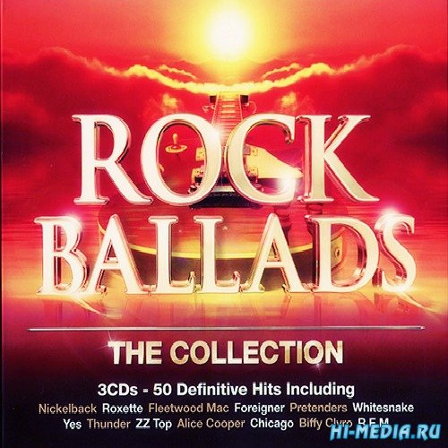 Rock Ballads: The Collection (3CD) (2014)