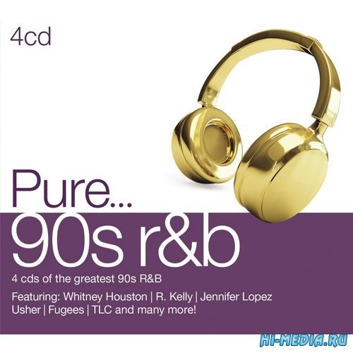 Pure... 90s R&B (4CD) (2014)