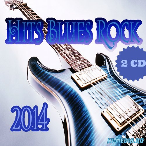 Hits Blues Rock (2CD) (2014)