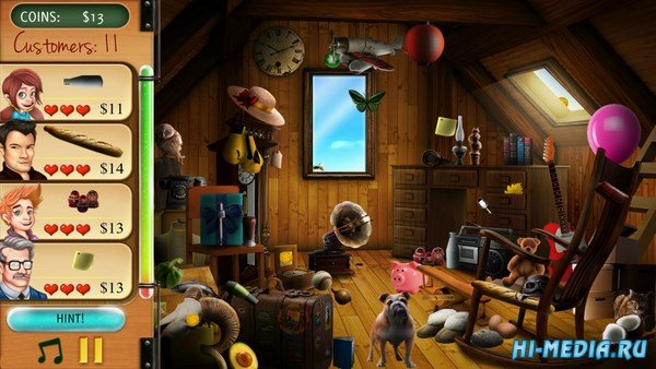 Hidden Object Home Makeover (2014) ENG