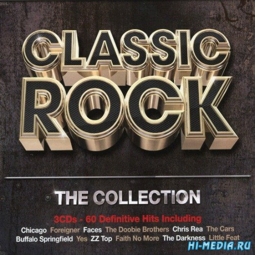 Classic Rock: The Collection (2012) FLAC