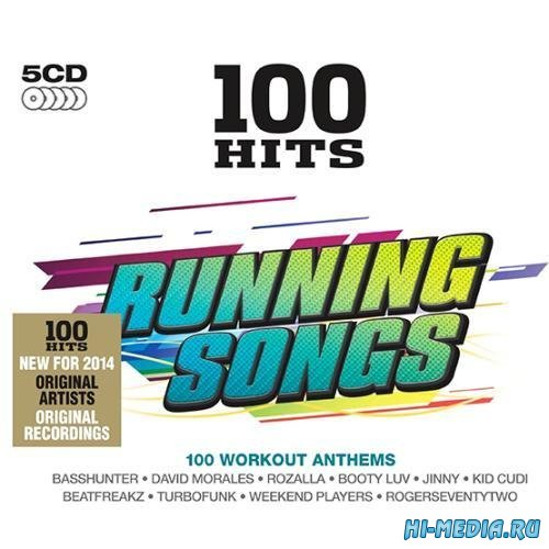 100 Hits: Running Songs (2014)