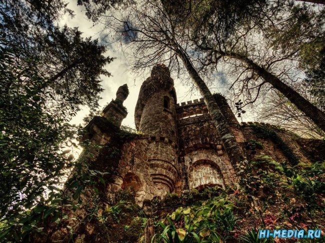 Башня-колодец в Синтре