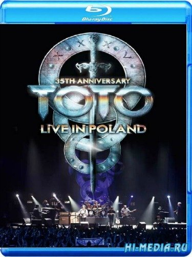 Toto: 35th Anniversary Tour - Live in Poland (2014) BDRip 1080p