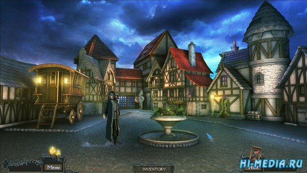 Mysteries of Neverville: The Runestone of Light (2014) ENG