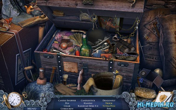 Whispered Legends: Tales of Middleport (2014) ENG