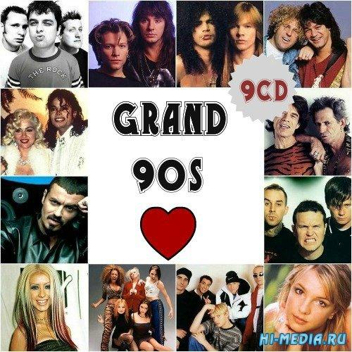 Grand 90s (9CD) (2013)