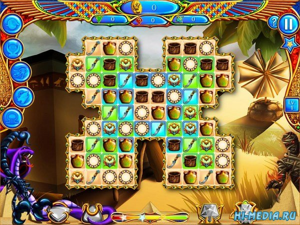 Legend of Egypt: Jewels of the Gods  (2014) ENG