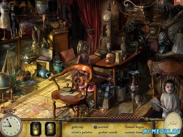 Antique Shop 2: Journey of the Lost Souls Platinum Edition (2014) ENG