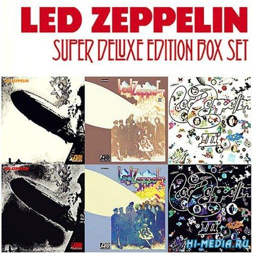Led Zeppelin - Led Zeppelin (Super Deluxe Edition Box Set) 6CD (2014)