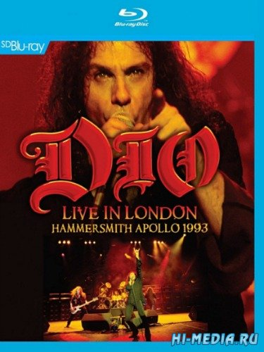 Dio: Live In London (Hammersmith Apollo 1993) (2014) BDRip 720p