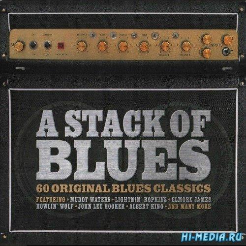 A Stack of Blues: 60 Original Blues Classics (2014)