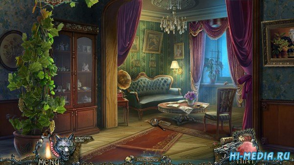 Призрачная тень волка 4: Под багровой луной Коллекционное издание (2014) RUS