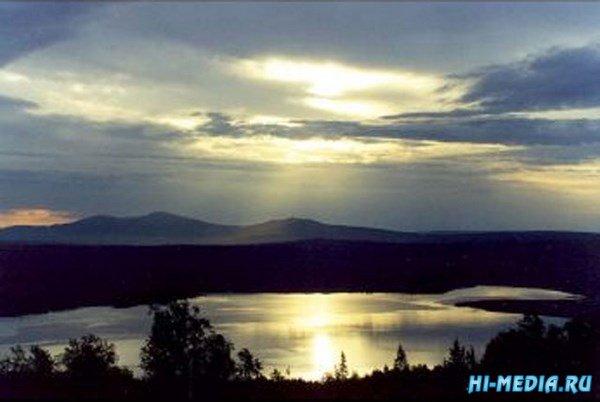 Легенды озера Зюраткуль