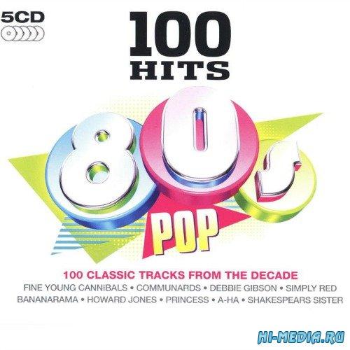 100 Hits 80s Pop 2008 (2014)