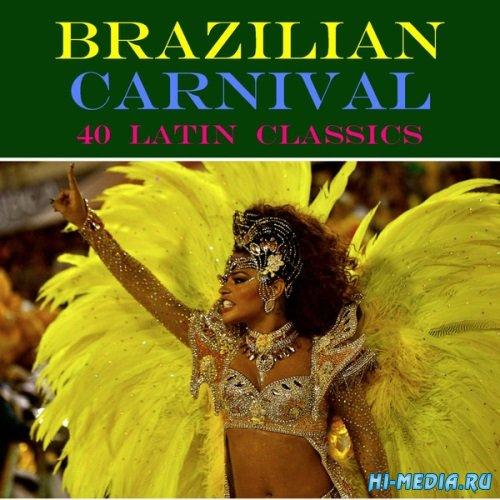 Carnival in Brazil: 40 Latin Classics (2014)
