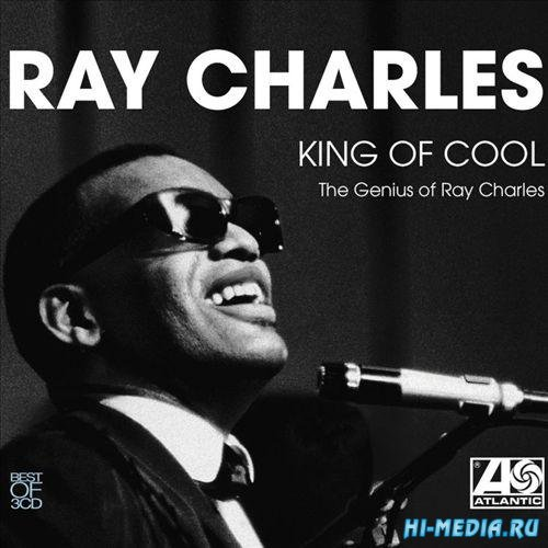 Ray Charles - King Of Cool: The Genius of Ray Charles (3CD) (2014)
