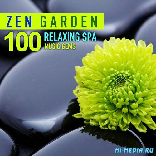 Zen Garden 100 Relaxing Spa Music (2014)
