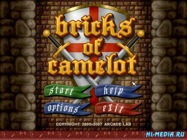 Bricks of Camelot (2006) ENG