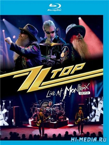 ZZ Top: Live At Montreux 2013 (2014) BDRip