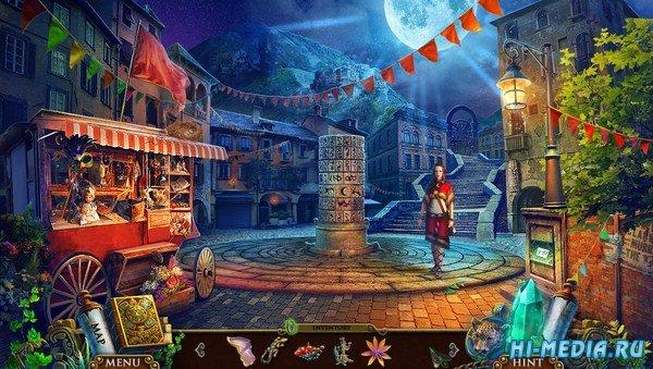 Проклятие Майя 3: Кровавая луна Коллекционное издание (2017) RUS