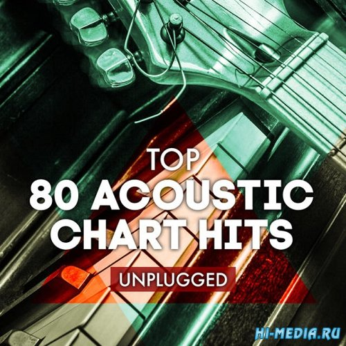 Top 80 Acoustic Chart Hits Unplugged (2014)