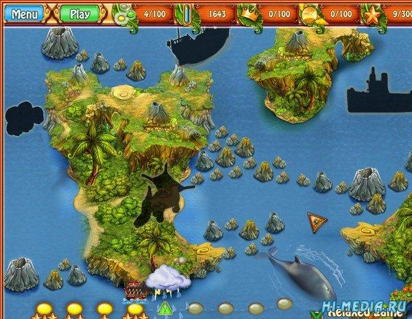 Императорский остров 2: Поиски новой земли (2015) RUS