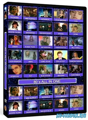 80's All In One (Vol.1-7) (2004) DVDRip