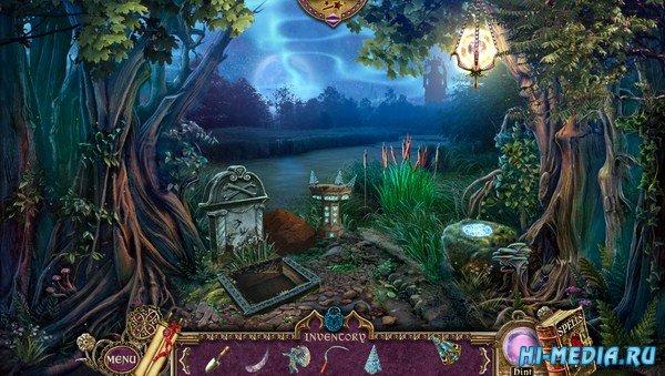 Таинственные сказки: Околдованный город Коллекционное издание (2014) RUS