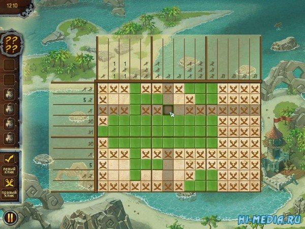 Пиратские загадки: Угадай картинку 2 (2014) RUS