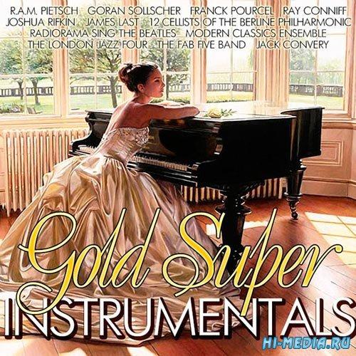 Gold Super Instrumentals (2014)