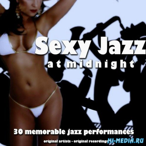 Sexy Jazz (At Midnight) (2014)