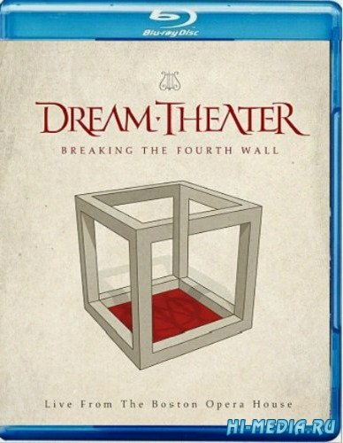 Dream Theater: Breaking The Fourth Wall (2014) BDRip 720p