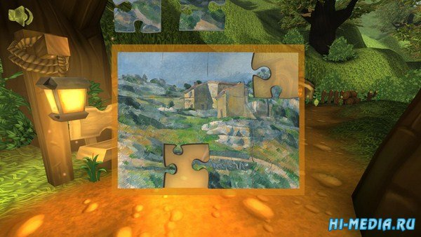 Puzzles Under The Hill (2014) ENG