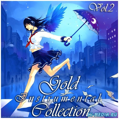Gold Instrumental Collection Vol.2 (2014)