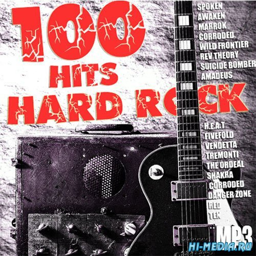 100 Hits Hard Rock (2014)