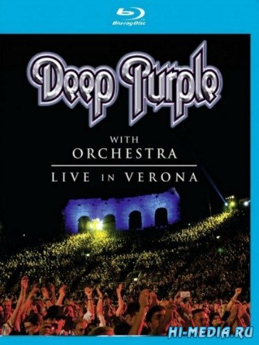 Deep Purple with Orchestra: Live in Verona (2014) BDRip 1080p